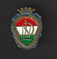 SPILLINO SMALTATO LND F.LLI LORIOLI MILANO - Badges