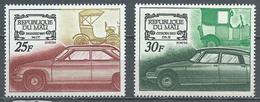 Mali YT N°118/119 Rétrospective Automobile Neuf ** - Mali (1959-...)