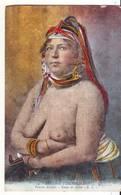 Cpa   Nu  Femme Kabyle - Afrique Du Nord (Maghreb)