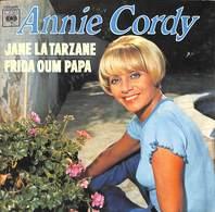 Annie Cordy - Jane La Tarzane - Frida Oum Papa 1975 (45 Tours) - Zonder Classificatie