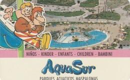 BIGLIETTO INGRESSO AQUASUR (M4.1 - Tickets - Vouchers
