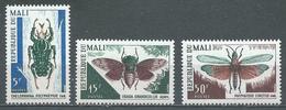 Mali YT N°101/103 Insectes Neuf ** - Mali (1959-...)