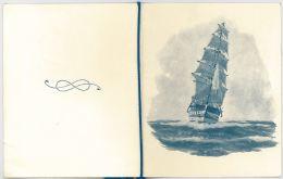 CALENDARIO ACCADEMIA NAVALE 1940  (HX241 - Formato Piccolo : 1921-40