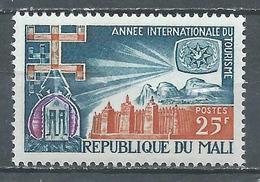 Mali YT N°100 Année Internationale Du Tourisme Neuf ** - Mali (1959-...)