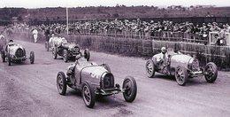 Grand Prix  -  Le Départ  -  Bugatti   -  15x10 PHOTO - Grand Prix / F1