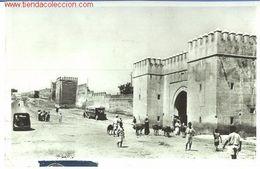 Fes. Bab Ftouh Et Les Remparts. - Postcards