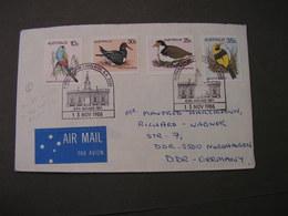 Australia Birds Cv. 1986 - 1966-79 Elizabeth II