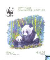 Italy Stamps 2016, Pandas, WWF, MNH - Italy