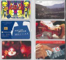 LOT 6 PHONE CARDS ROMANIA (ES3 - Romania