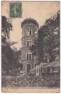 (92) 050, Le¨Plessis Robinson, Fleury 83, La Tour Du Château Manifique Architecture - Francia