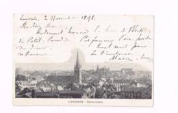 Panorama. Expédié De Louvain à Bruxelles. - Leuven