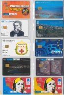 LOT 10 PHONE CARDS GRECIA (ES81 - Greece