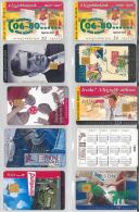 LOT 10 PHONE CARDS UNGHERIA (ES96 - Hungary