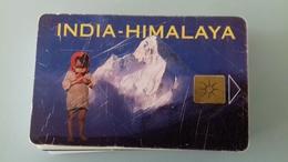 TELECARTE REPUBLIQUE TCHEQUE 08/96 - INDIA-HIMALAYA - Czech Republic