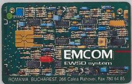 PHONE CARD - ROMANIA (H.1.1 - Romania