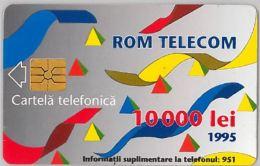 PHONE CARD - ROMANIA (H.2.4 - Romania