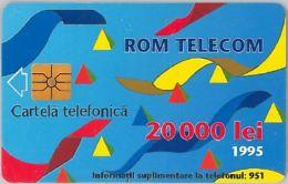 PHONE CARD - ROMANIA (H.2.7 - Romania