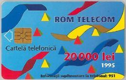 PHONE CARD - ROMANIA (H.2.8 - Romania