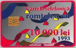 PHONE CARD - ROMANIA (H.3.1 - Romania