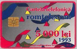 PHONE CARD - ROMANIA (H.3.2 - Romania