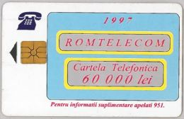 PHONE CARD - ROMANIA (H.3.4 - Romania