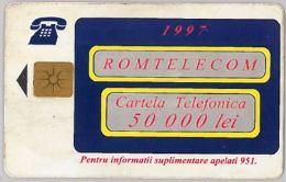 PHONE CARD - ROMANIA (H.3.5 - Romania