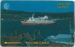PHONE CARD - FALKLAND ISLANDS (H.4.8 - Falkland Islands