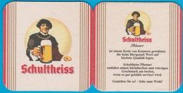 Berliner-Schultheiss-Brauerei Berlin  ( Bd 1630 ) - Sous-bocks