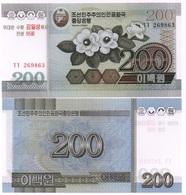 Korea North - 200 Won 2005 / 2007 Comm. UNC Ukr-OP - Korea, North