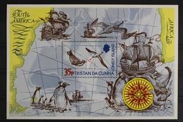 Tristan Da Cunha, Schiffe, MiNr. Block 2, Postfrisch / MNH - Tristan Da Cunha