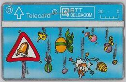 PHONE CARD - BELGIO (H.7.5 - Belgium
