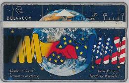 PHONE CARD - BELGIO (H.7.7 - Belgium