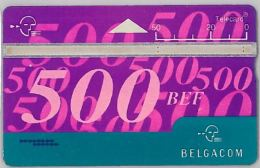 PHONE CARD - BELGIO (H.8.1 - Belgium