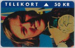 PHONE CARD - DANIMARCA (H.8.7 - Denmark