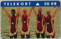PHONE CARD - DANIMARCA (H.9.3 - Denmark