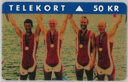 PHONE CARD - DANIMARCA (H.9.4 - Denmark