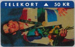 PHONE CARD - DANIMARCA (H.9.6 - Denmark