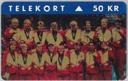 PHONE CARD - DANIMARCA (H.9.7 - Denmark