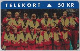 PHONE CARD - DANIMARCA (H.9.8 - Denmark