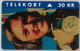 PHONE CARD - DANIMARCA (H.10.4 - Denmark
