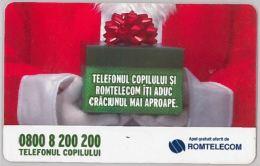 PHONE CARD - ROMANIA (H.12.6 - Romania