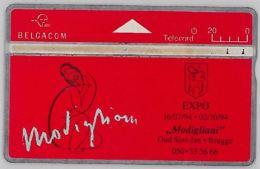 PHONE CARD - BELGIO (H.13.3 - Belgium