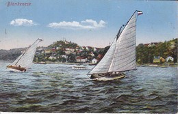 AK Blankenese - Segelboote - 1931 (34226) - Blankenese