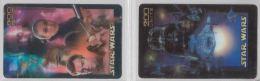PLANET PREPAID PHONE CARD STAR WARS (H.20.7 - [2] Tarjetas Móviles, Prepagadas & Recargos