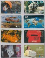 LOT 8 PHONE CARD - BRASILE (H.23.1 - Brazil