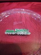 Pin's Train Locomotive Pacifique Collection Atlas 2 Attaches P39 - Transportation