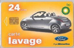 CARTA LAVAGGIO MOBIL FRANCIA (H.31.1 - Frankrijk