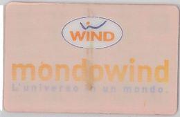 SCHEDA CONVERTITORE WIND (H.32.7 - Schede GSM, Prepagate & Ricariche