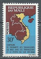 Mali YT N°68 Solidarité Avec Le Peuple Vietnamien Neuf ** - Mali (1959-...)