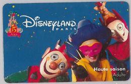 PASS DISNEYLAND PARIS (J3.4 - Tickets - Vouchers